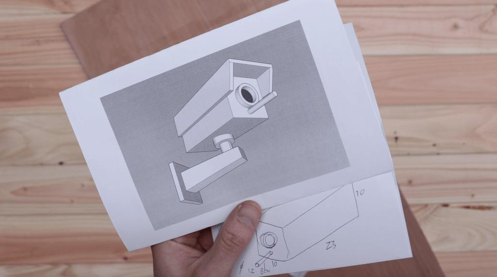 Шаг 2: Рассчитайте, вырежьте и просверлите необходимые детали
