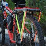 Безумно яркий велосипед со светодиодной подсветкой (при ограниченном бюджете)