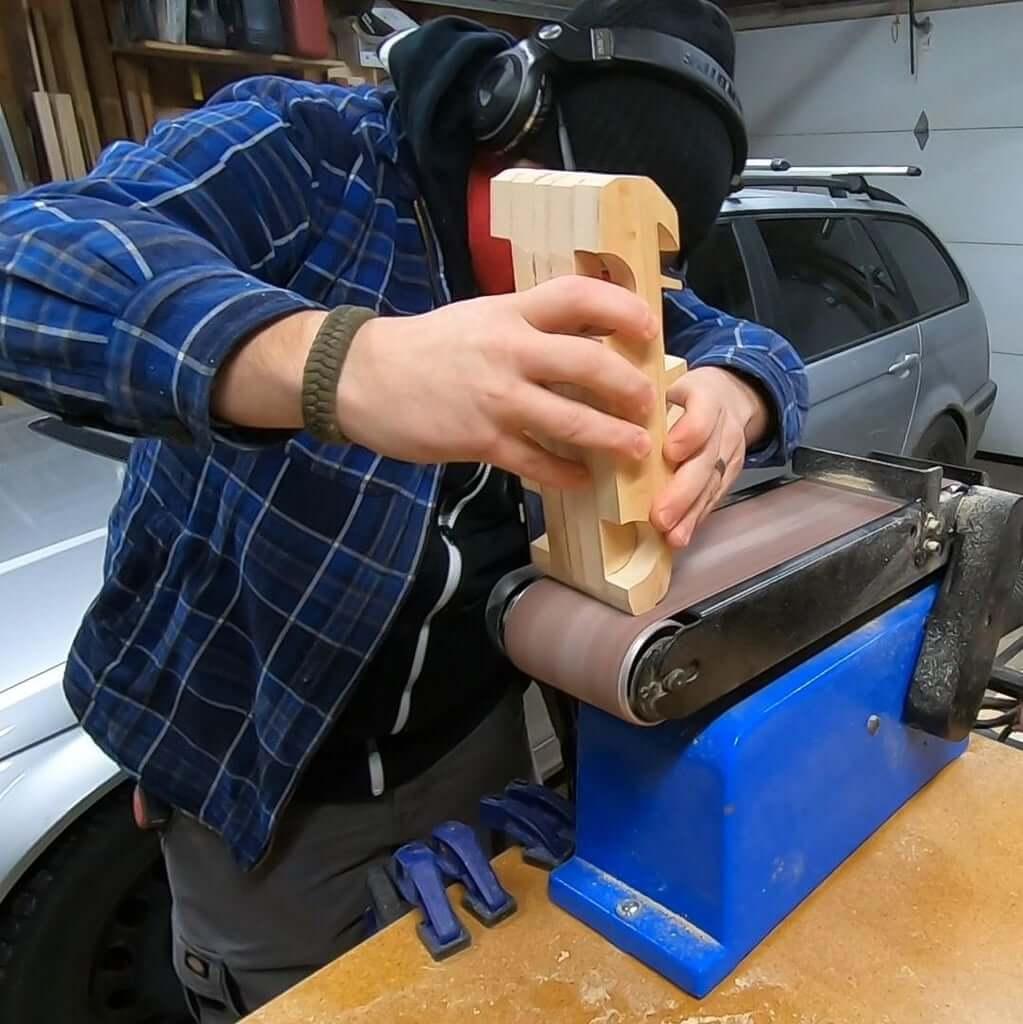 Шаг 11: Дополнительная обработка и шлифовка