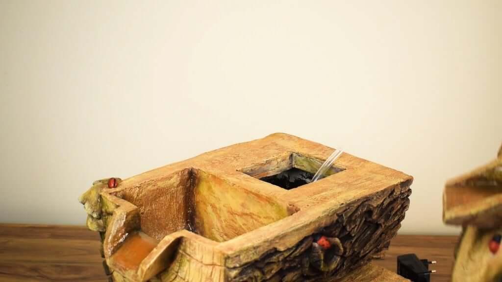 Шаг 14: Насосная система и сборка фонтана
