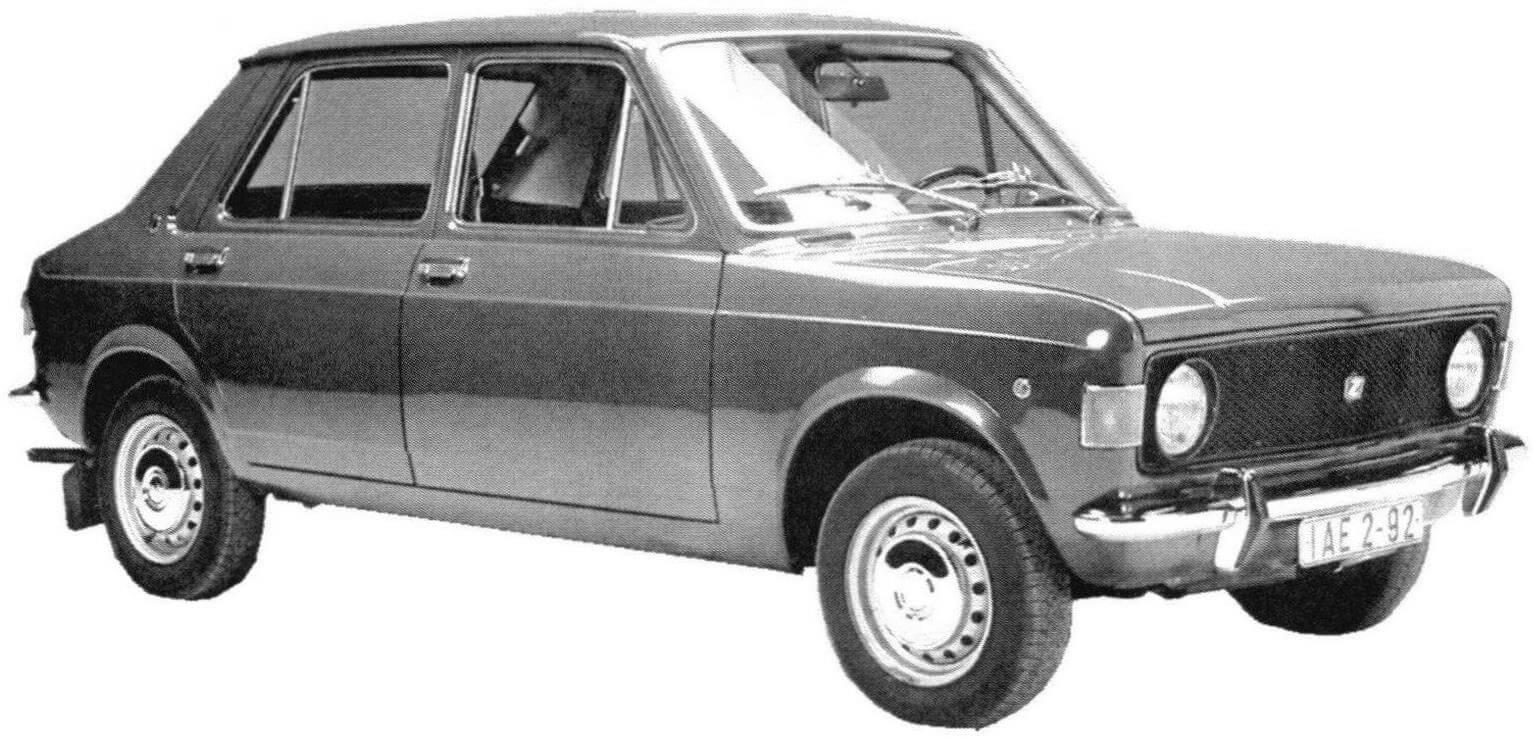 Экспортная версия Zastava 1100