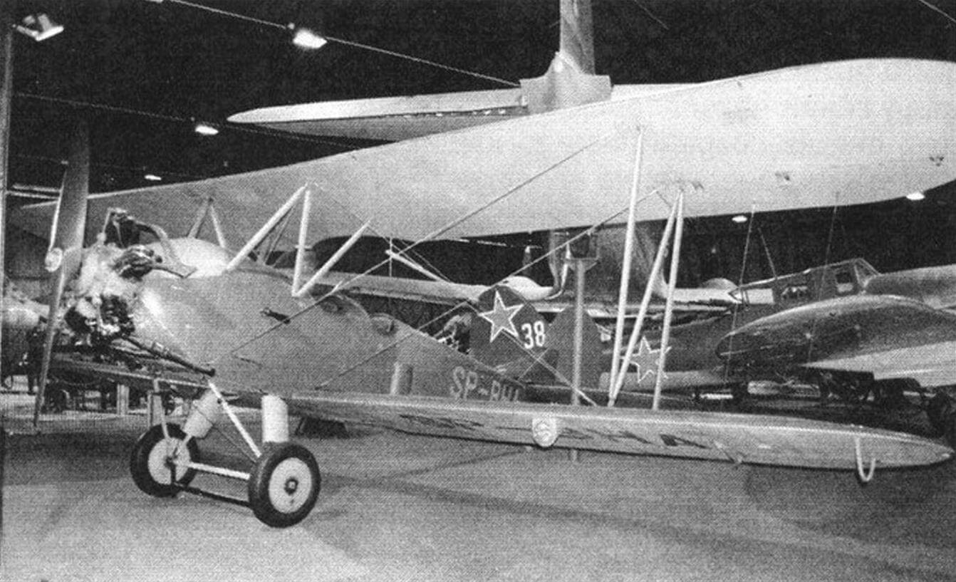 CSS-13 (По-2) в послевоеные годы строился в Польше