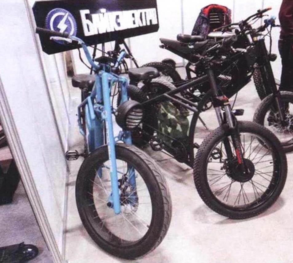 Интересные электромотоциклы: комплектующие, как обычно, из Китая, дизайн и сборка - отечественные