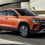 Новый Volkswagen Taos: знакомство состоялось