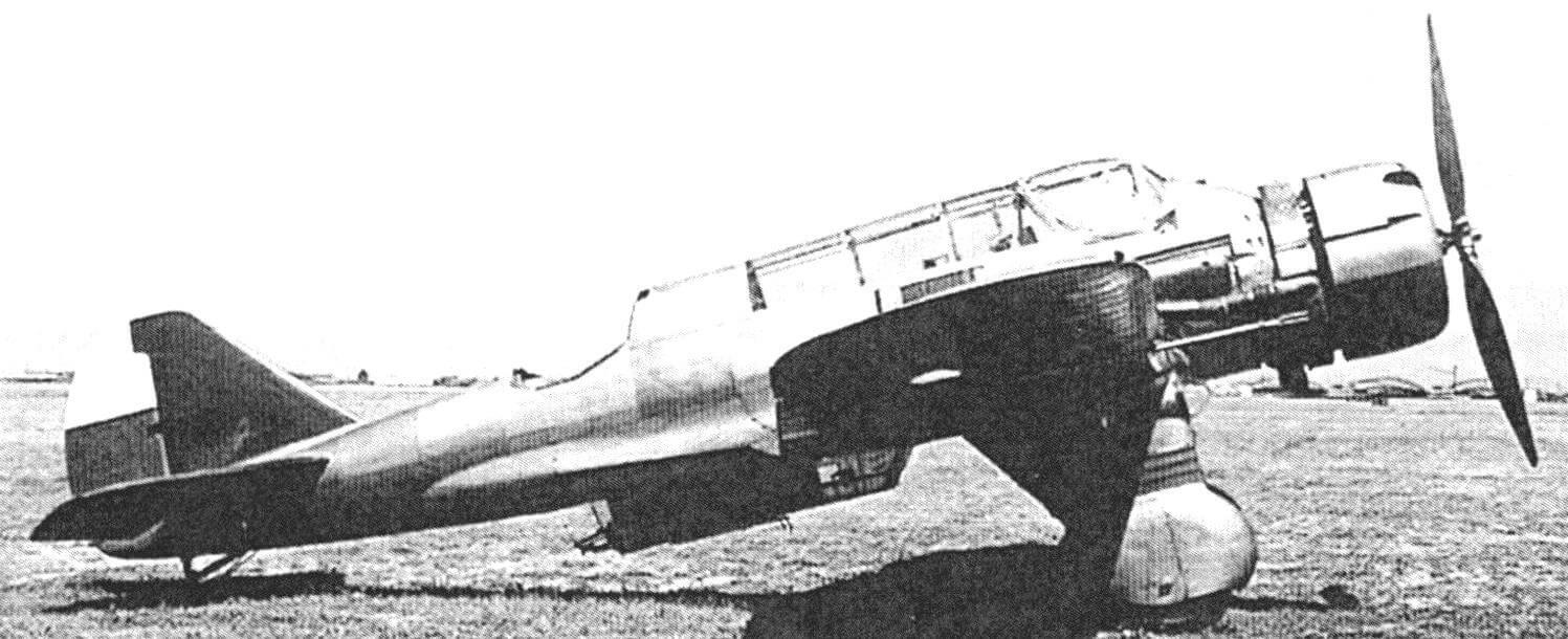 Головной серийный экземпляр Р-43А до отправки заказчику