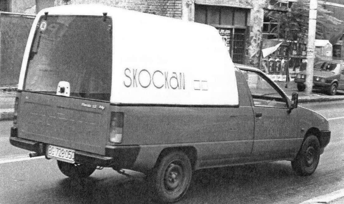 Производство грузопассажирских модификаций на базе автомобиля Florida In начали в 1998 году