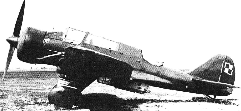 Третий опытный образец Р-23