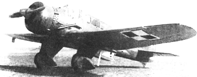 Серийный экземпляр Р-23А