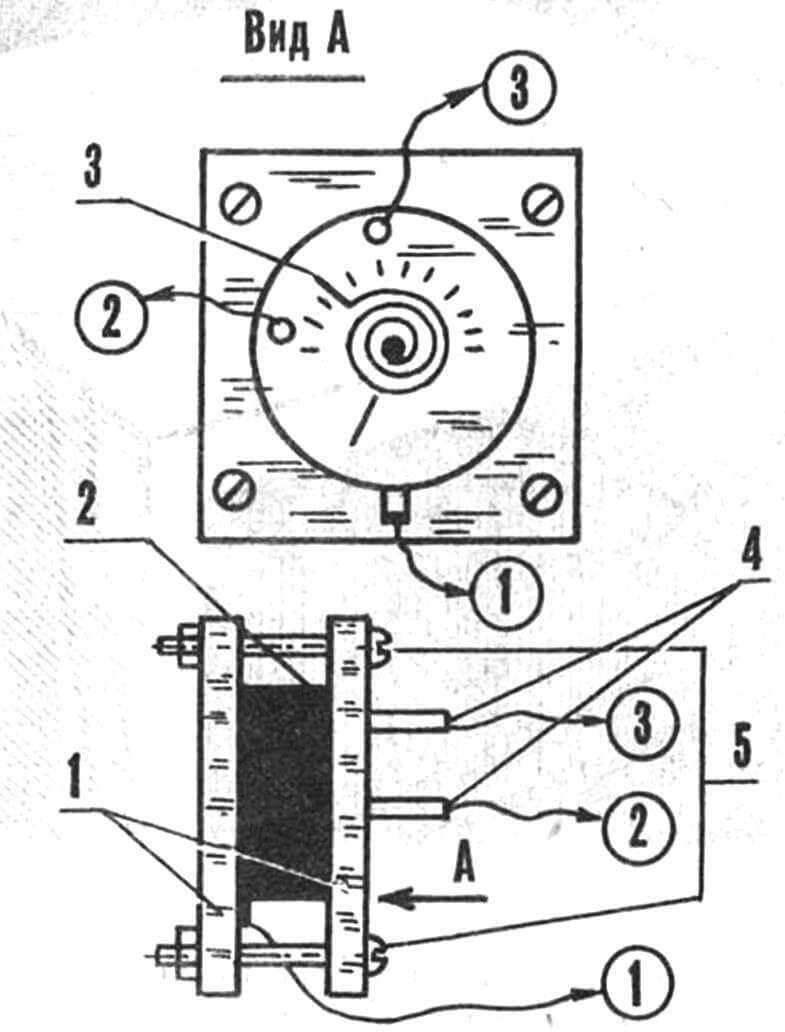 Рис. 3. Датчик-термометр