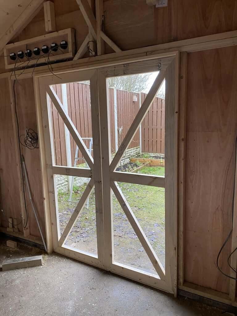 Шаг 4: Двери
