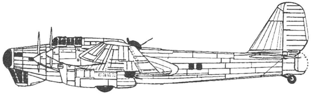 АНТ-42/2 («дублер»)