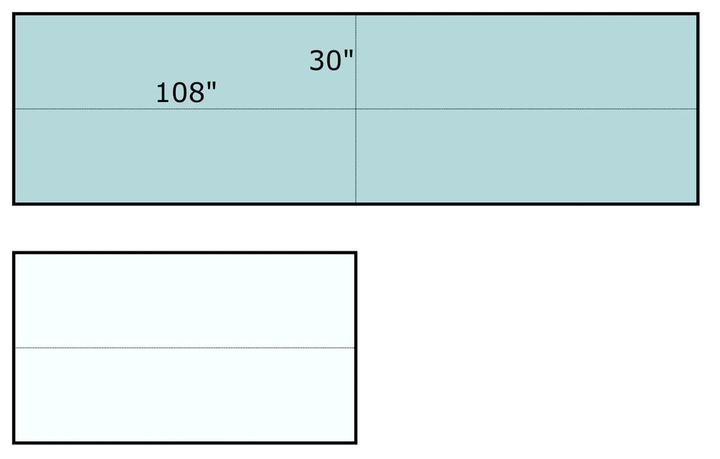 Шаг 7: Вырежьте панели холста