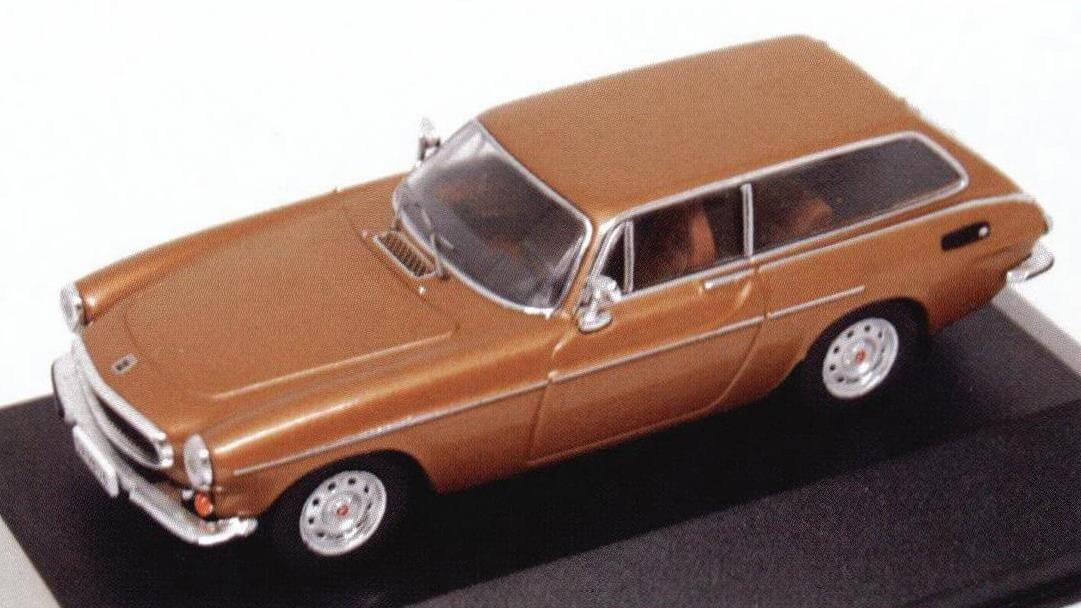 Модель Volvo 1800ES компании PremiumX