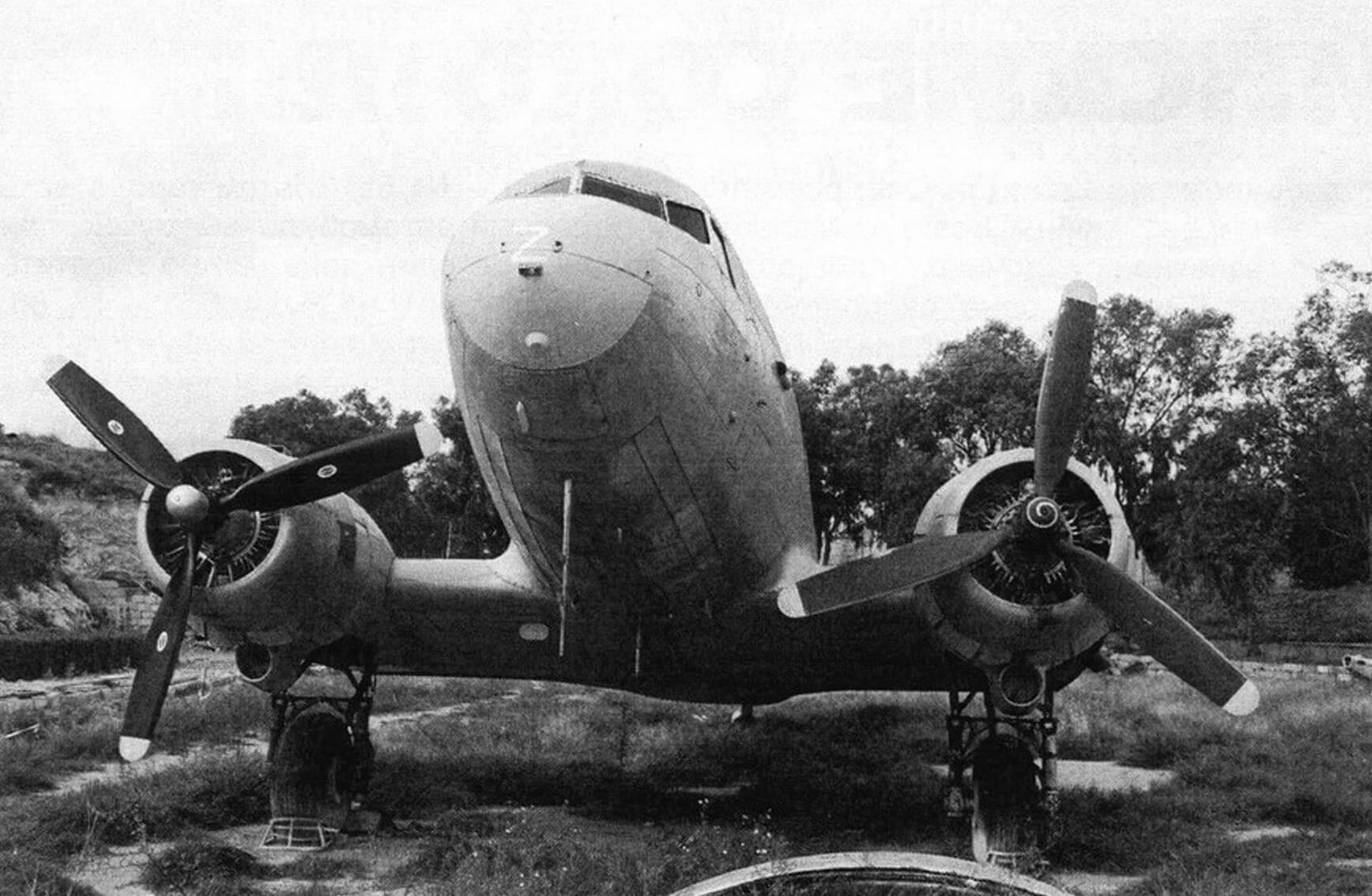 Ветеран C-47B-30-DK эксплуатировался ровно полвека