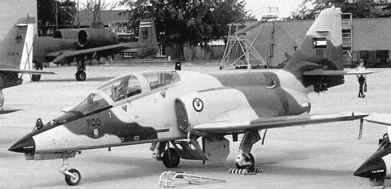 CASA С.101СС Aviojet ВВС Иордании