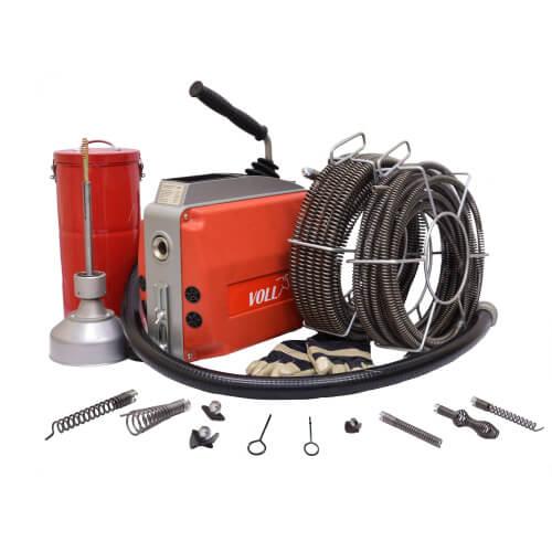 Инструменты для прочистки канализации: от ручных спиралей до гидродинамических машин