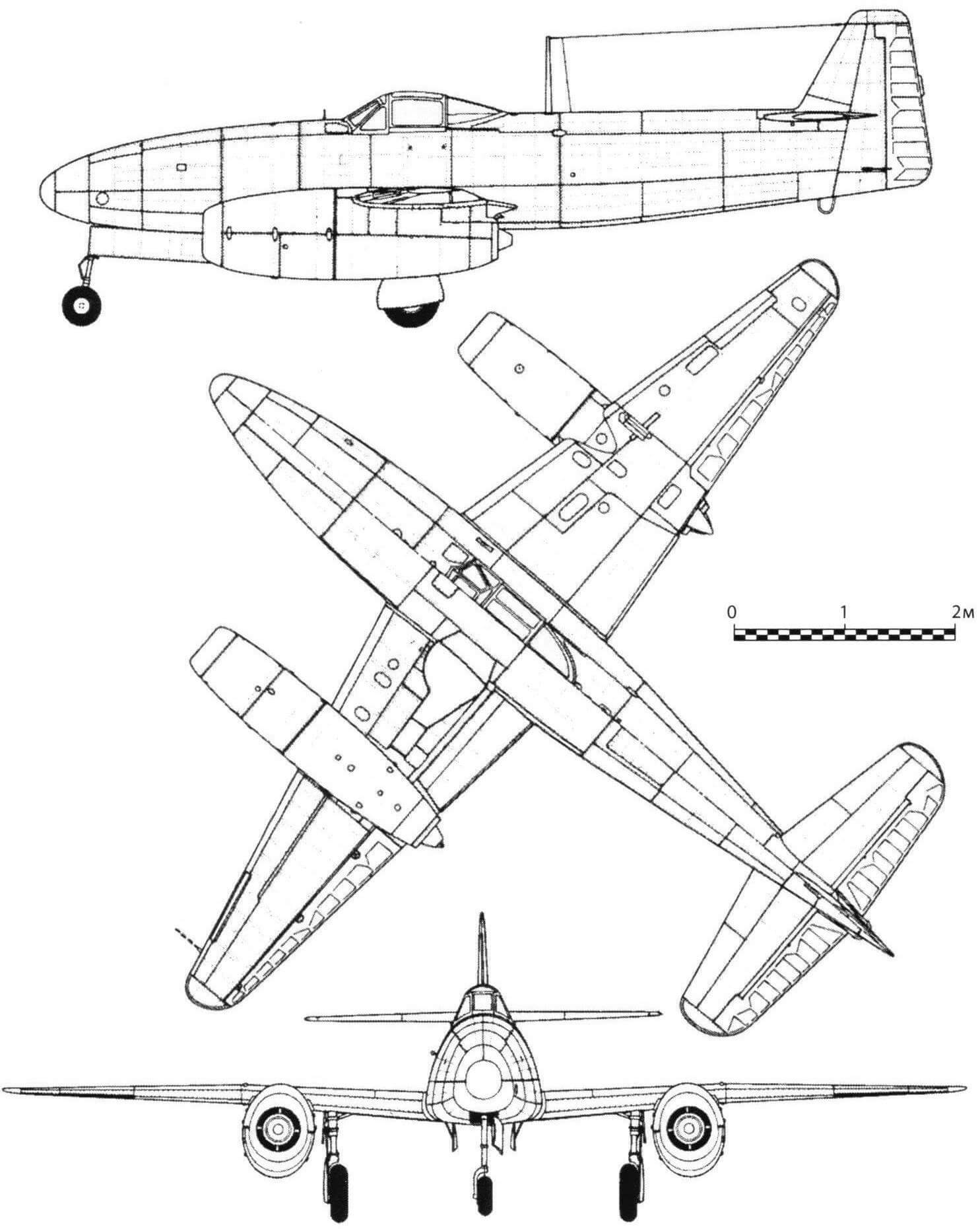 Nakajima J9Y1 Kikka